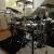 Schlagzeugpodest [für (E-)Drum]